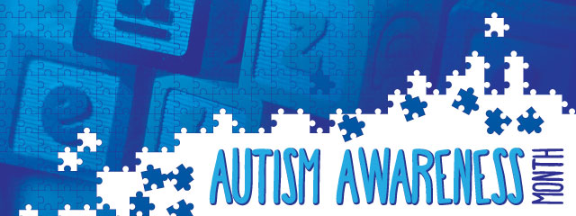 Early Diagnosis of Autism Spectrum Disorder is Key to Managing Symptoms | The puzzle pieces for Autism Awareness Month