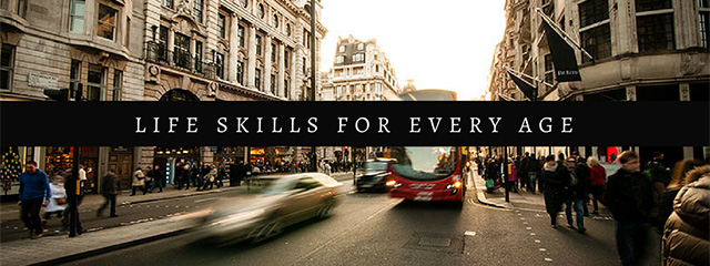 Life Skills for Every Age | Try teaching your child these life skills for his or her current—and future—age.